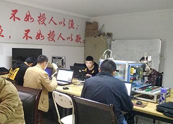 重庆专业电工学校分享如何学好电气自动化