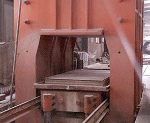 5000吨压力机技改项目